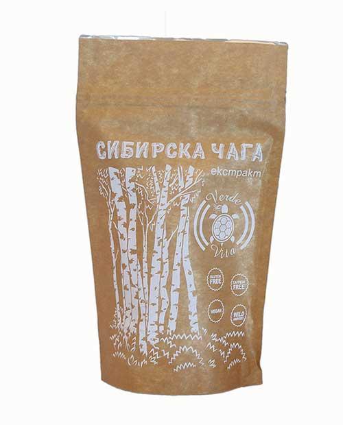Сибирска чага екстракт на прах на Супер храни 2014