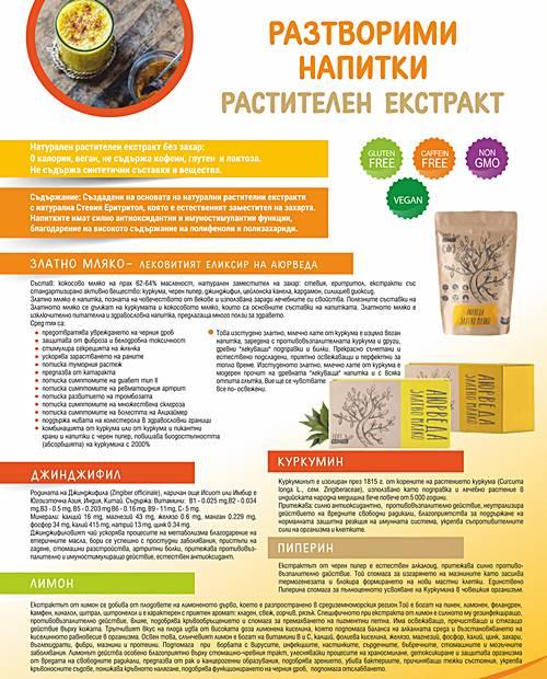 Разтворими напитки на Супре храни 2014, Пловдив